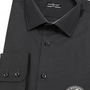 Pánská košile SLIM dl.rukáv, šedá