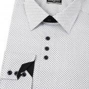 Pánská košile AVANTGARD SLIM dl. ruk. 1981b1ad47