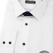 Pánská košile KLASIK dl.rukáv, bílá
