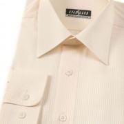 Pánská košile KLASIK dl.ruk, 1103 - smetanová