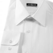 Pánská košile KLASIK dl.ruk, 2111 - bílá