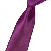 Chlapecká kravata, 738 - fialová