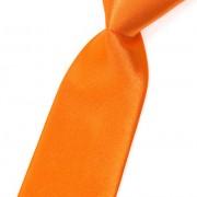 Chlapecká kravata, oranžová
