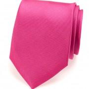 Kravata AVANTGARD, 756 - tm.růžová mat