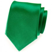 Kravata AVANTGARD LUX, smaragdová