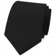 Kravata AVANTGARD LUX, černá