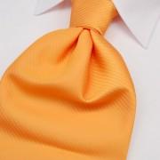 Regata LUX + kapesníček, oranžová
