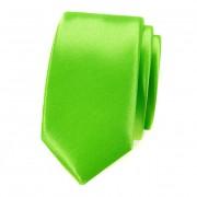 Kravata SLIM AVANTGARD LUX, zelená