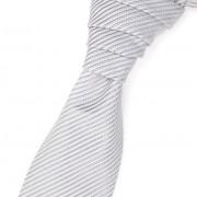 Regata PREMIUM + kapesníček, stříbrná