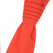 Regata PREMIUM + kapesníček, oranžová