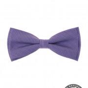 Motýlek PREMIUM bavlněný , fialová