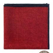 Kapesníček vlněný PREMIUM, červená