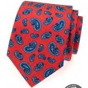 Kravata PREMIUM, červená
