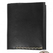 Pánská peněženka z pravé kůže, černá