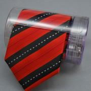 Pouzdro na kravatu a manž. knoflíky TIESAVE, čirá
