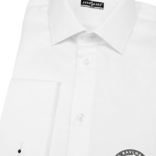 Pánská košile SLIM MK, bílá