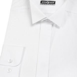 Pánská košile FRAKOVKA, v1-bílá
