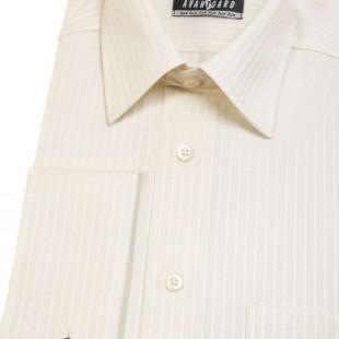 Pánská košile KLASIK MK, 1103 - smetanová