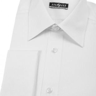 Pánská košile KLASIK MK, 2111 - bílá