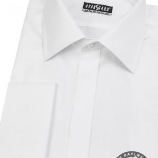 Pánská košile AVANTGARD LUX MK, bílá