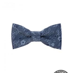 Motýlek MINI, modrá