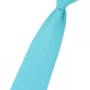 Chlapecká kravata, tyrkysová