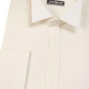 Pánská košile FRAKOVKA MK s krytou légou 05ae54974d