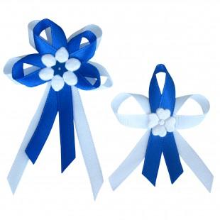 Vývazky modré